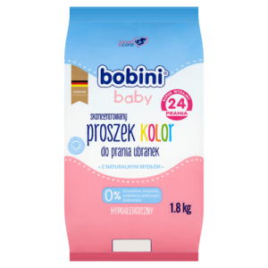Proszek do prania BOBINI 1,8kg