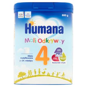 Mleko modyfikowane HUMANA 800g
