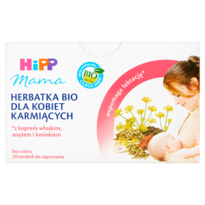Herbatka HIPP 5,4-30g