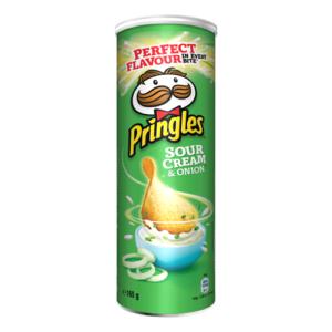 Chipsy Pringles 165g