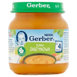Danie obiadowe GERBER 125g