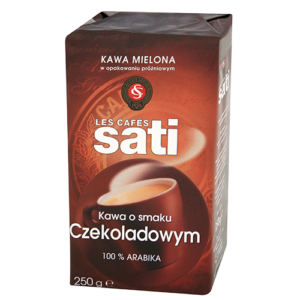 Kawa mielona Cafe Sati 250g