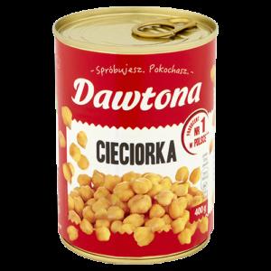Warzywa konserwowe Dawtona 400/240g