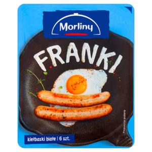 Franki białe, 240g