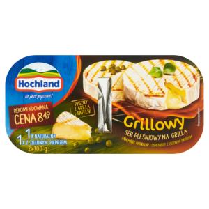 Grillowy ser pleśniowy, 2x100g