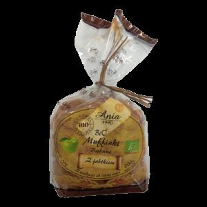 Muffinki babuni zjabłkiem ANIA