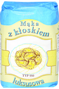 Mąka zkłoskiem, 1 kg