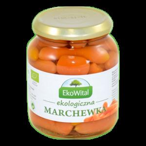 Marchewka wzalewie EKOWITAL 370/215g