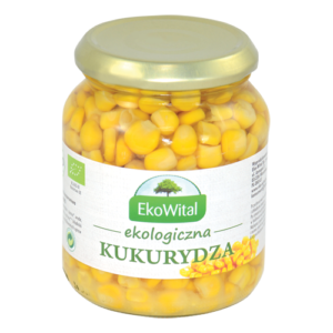 Kukurydza wzalewie EKOWITAL 340/230g