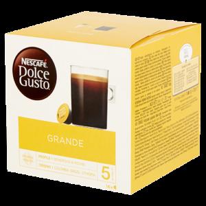 Kawa wkapsułkach Nescafe Dolce Gusto 12-16szt.