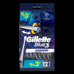 Maszynki do golenia Gillette 3-12szt.
