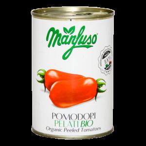 Pomidory całe lubwkawałkach Manfuso 400g
