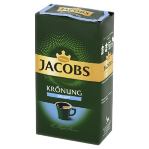 Kawa mielona bezkofeinowa Jacobs Kronung 250g