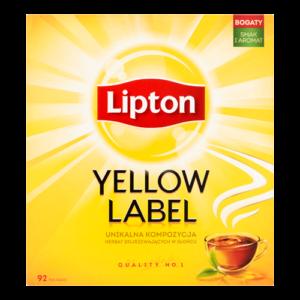 Herbata Lipton 92torebki