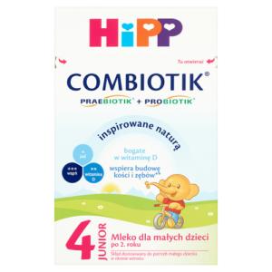 Mleko modyfikowane HIPP COMBIOTIK 600g