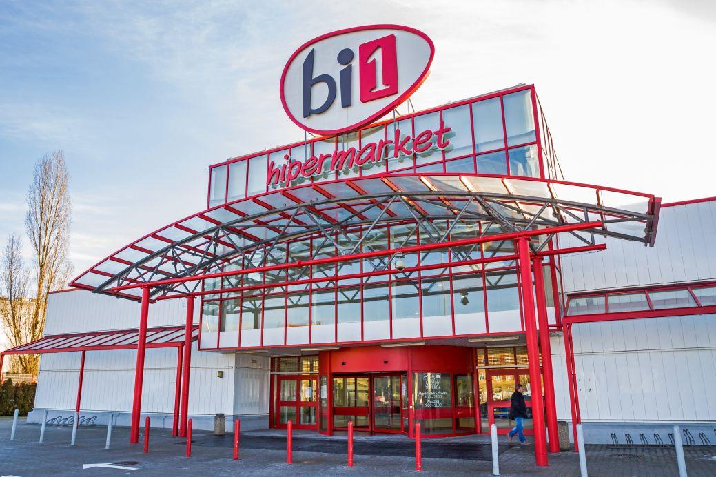 Legnica Bi1 Hipermarket