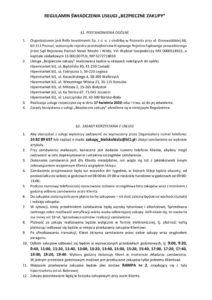 thumbnail of Regulamin świadczenia usługi BEZPIECZNE ZAKUPY _Bielsko2