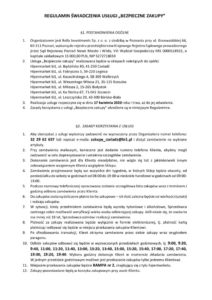 thumbnail of Regulamin świadczenia usługi BEZPIECZNE ZAKUPY _Czeladz2