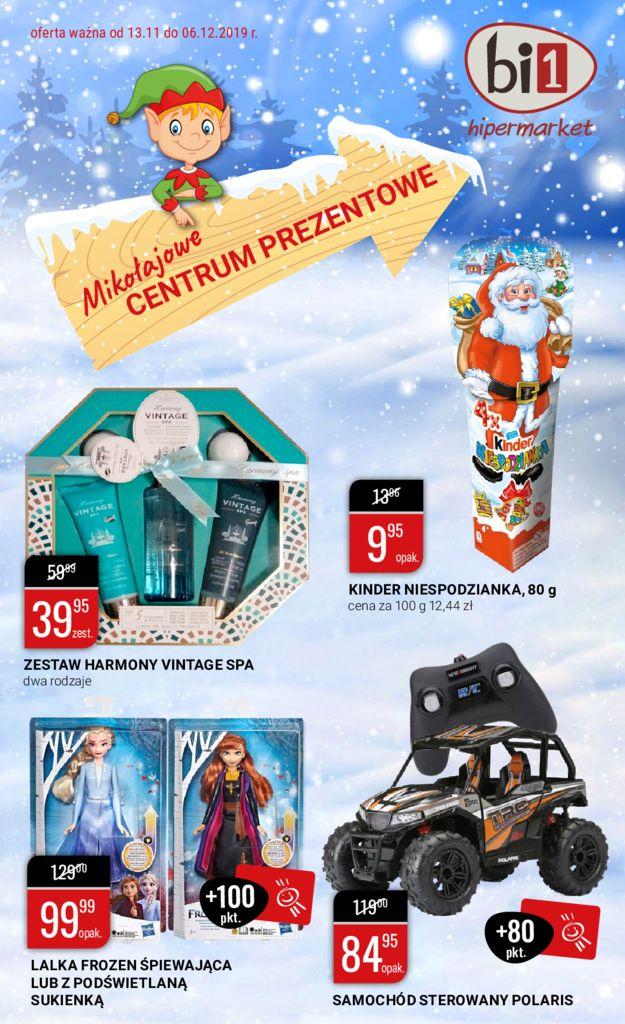 Katalog Zabawki iPrezenty 13.11-6.12
