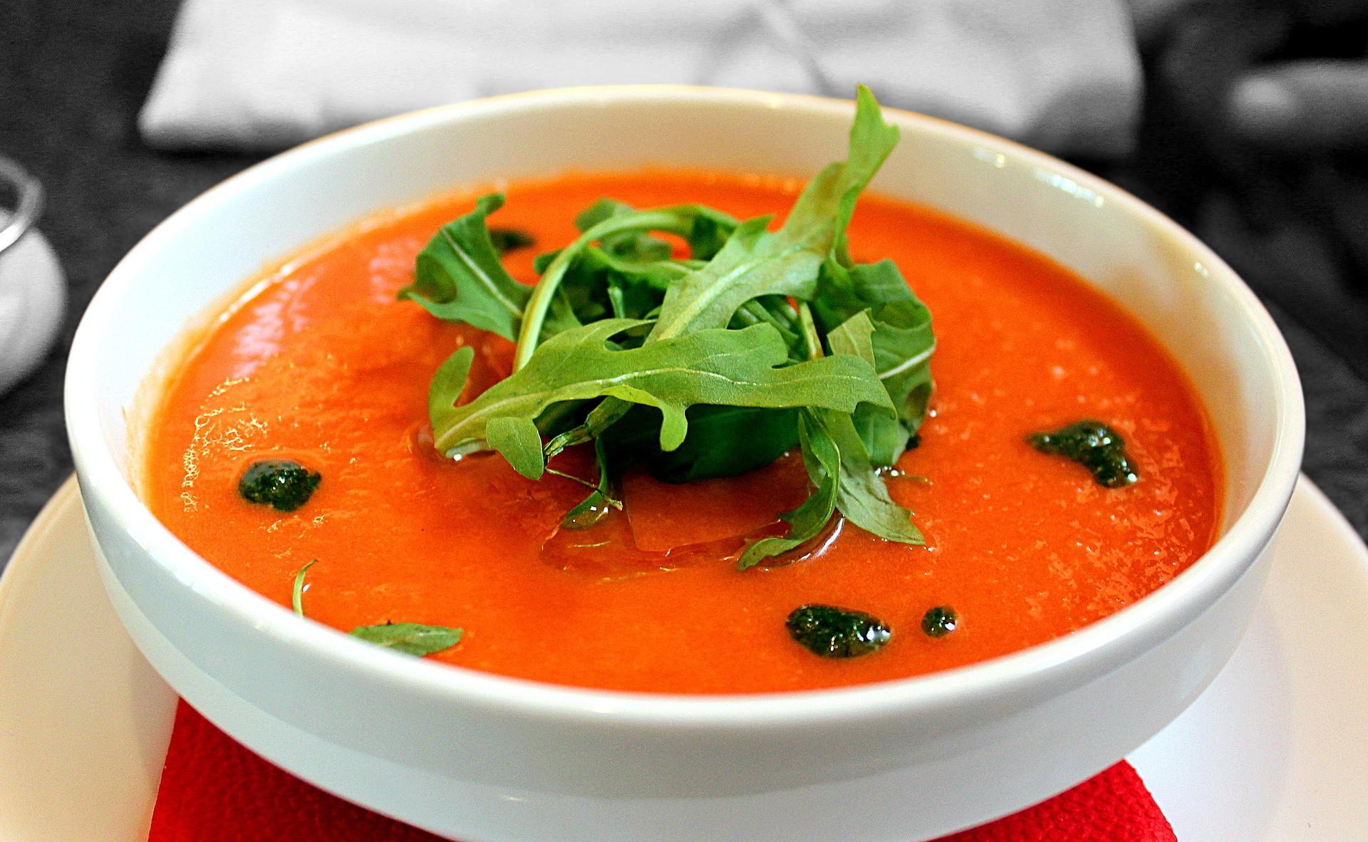 Tradycyjna pomidorowa